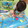 Baby Kids Water Play Mat Inflatable Infant Tummy Time Playmat Toddler Fun 60cm