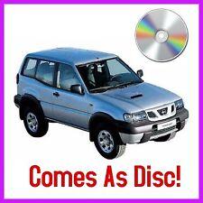 buy terrano nissan car manuals literature ebay rh ebay co uk New Model Nissan Terrano Diesel Nissan Terrano Crautos