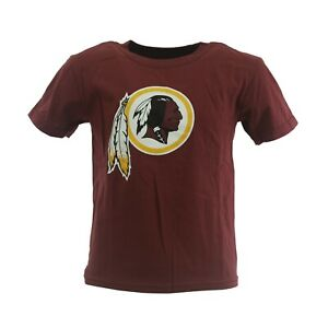 Washington Redskins Football Team NFL Children's Youth & Kids Size T-Shirt New