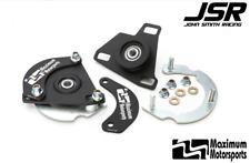 15-20 Mustang GT, V6 & 2.3 Maximum Motorsports Adjustable Caster Camber Plates