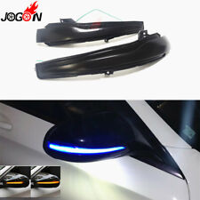 LED Dynamic Blinker Indicator For Benz C GLC E S Class W205 X253 W213 With Blue
