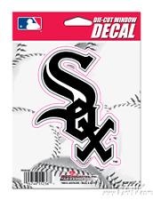 "Chicago White Sox 5"" Vinyl Die Cut Decal Sticker Emblem MLB Baseball"