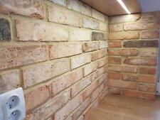 brick slips brick tiles reclaimed 19th century brick yellow clay