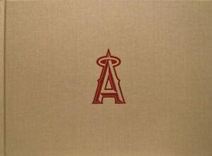 L.A. Angels 2018 Season Seat Holder Photo Book - Rare Hardcover - MINT