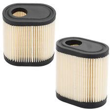 For TECUMSEH 36905 2pcs Air filters LEV100, LEV115,LEV120,OVRM105,OVRM65 US