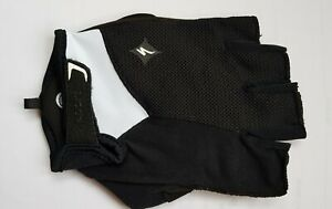 Specialized Cycling Mitts / Gloves. Women's size Large. BG Sport Black/white