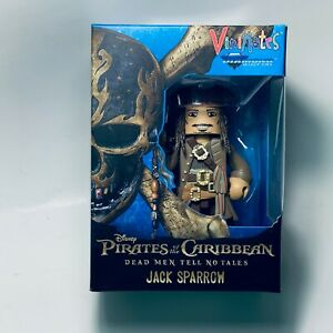 Vinimates Pirates of Caribbean DMTNT Jack Sparrow 4in Vinyl Art Figure