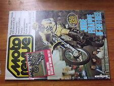 $$motorcycle journal magazine no. 2555 500 honda jobe ascot ledenon boxer bikes bimota