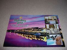 HOLIDAY INN HARBOURSIDE HOTEL & SUITES INDIAN ROCKS BEACH FLORIDA POSTCARD