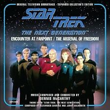 Jerry Goldsmith - Star Trek: The Next Generation (Original Soundtrack) [New CD]