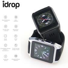 "idrop X86 Smart Watch 1.54"" MTK6572 Dual Core Android 4.4 3G WiFi BLACK [ 4GB ]"