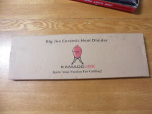 Kamado Joe BIG JOE Ceramic Heat Divider - NEW