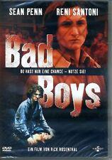 BAD BOYS 1983 RICK ROSENTHAL CON SEAN PENN DVD IMPORT LINGUA ITALIANA MAI APERTO