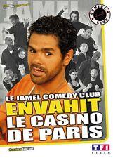 LE JAMEL COMEDY CLUB envahit le casino de Paris // DVD neuf
