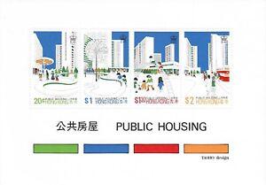 Hong-Kong,Scott#379a,10 Souvenir Sheets,MNH,Scott=$65