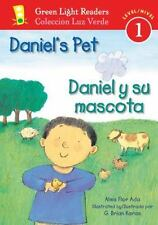 Daniel's Pet/Daniel y su mascota (Green Light Readers Level 1)-ExLibrary