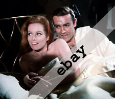 JAMES BOND THUNDERBALL Sean Connery & Luciana Paluzzi 8X10 PHOTO #632