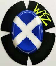 WIZ SPARKY ST ANDREWS SCOTTISH FLAG KNEE SLIDERS