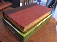 Our Daily Bread Devotional Bible NLT- New Living translation ~ Brown/Tan Trutone