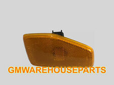 2006-2010 HUMMER H3 DRIVERS SIDE FRONT AMBER SIDE MARKER NEW GM #   15873638
