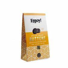Enjoy! | Orange Caramel Filled Chocolate Buttons | 3 x 96g