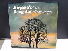 PIKTORS VERWANDLUNGEN Anyone's daughter INT 145624 Germany KRAUTROCK