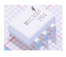 20PCS IC MOC3061 DIP-6 Zero-Cross Optoisolators Triac Drive NEW GOOD QUALITY
