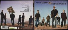 CD KEVIN COSTNER & MODERN WEST FROM WHERE I STAND 2011 DIGIPACK