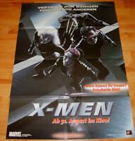 Teaser Plakat X-MEN Kinoplakat