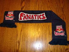 Rare Red Bull New York Fanatics Kids Fan Club Scarf New Metrostars