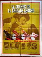 Plakat La Charge De La Brigade Legere Trevor Howard Western 120x160cm