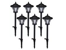 Hampton Bay LED Path Light Lamp Outdoor Landscape Garden Low-Voltage (6-Pack)