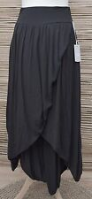 LAGENLOOK BEAUTIFUL AMAZING QUIRKY HAREM TROUSERS/PANTS***BLACK***SIZE M-L-XL