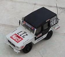 Citroën C44 Paris-Dakar 1981 n°277 - Kit monté Gaffe 1/43