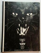CATS / Bruce Cohn 1970's Unproduced Screenplay, MAGNUM PRODUCTIONS Horror Film