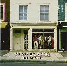 CD - Mumford & Sons - Sigh No More - A727
