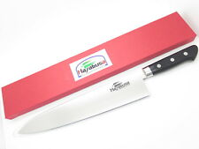 HAYABUSA JAPANESE SEKI JAPAN GYUTO 300mm AUS-8 LARGE KITCHEN CUTLERY CHEF KNIFE