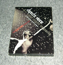 Depeche Mode - One Night In Paris (Boxset With 2x DVD + Booklet)