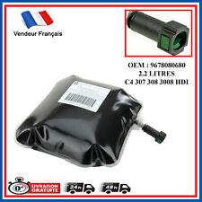 Citroen C4 Peugeot 307 308 3008 Dpf Particule additif Pochette 9678080680 HDI