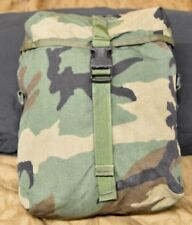 Sustainment Pouch woodland USGI MOLLE II Genuine Issue Military Surplus