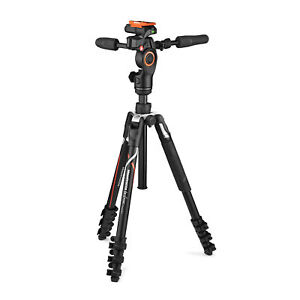 Manfrotto Befree 3-Way Live Advanced Travel Tripod System for Sony Alpha Cameras