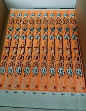 "100  3/4"" HALLOWEEN TYVEK WRISTBANDS, HALLOWEEN PAPER WRISTBANDS, ARM BANDS"