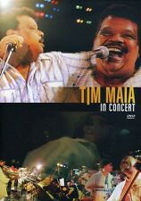 Tim Maia: Tim Maia in Concert (2007, DVD NUEVO) (REGION 0)