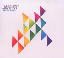 BLANK & JONES / MARK REEDER = reordered = CD = HOUSE ELECTRO TRANCE SYNTH POP !!