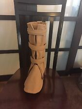 Bespin Boots Luke Skywalker wore OLD foot, economy DESIGN costume shoe covers