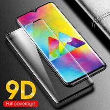 Templado 9D Cristal  Protector Pantalla para Samsung Galaxy M10 30 A50 70 A90