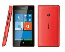 Nokia Lumia 520 Black Blue Red Yellow White Windows 8GB Smartphone Unlock
