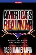 Americas Real War by Rabbi Daniel Lapin
