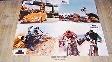 MOTO MASSACRE Speed Cross ! jeu photos cinema lobby cards fantastique