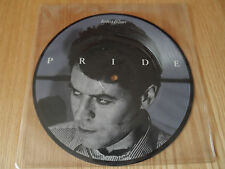 """ROBERT PALMER - PRIDE 7"""" (PICTURE DISK) EXC COND"""